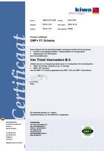 gmp-certificaat-hoogeveen-2016-2019