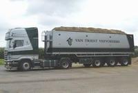 snijmais-transport